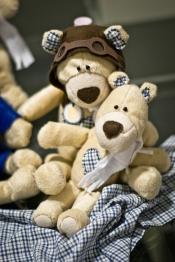 ursinhos peso de porta