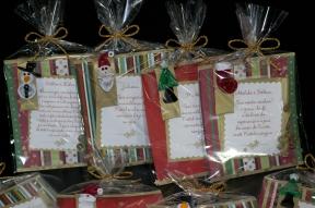 Cartões de Natal - variados