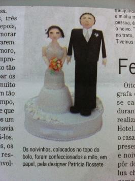 Matéria no Jornal da Comunidade - 11/05/12