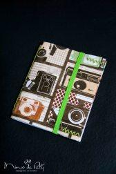 Caderno costura