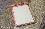 bloco de notas reciclado